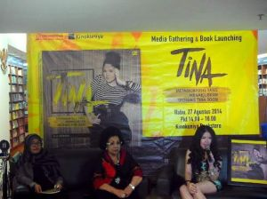 tina launch buku
